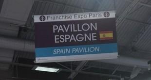 aef Pabellón Español en el Salón de Franquicias de París 19-3-18