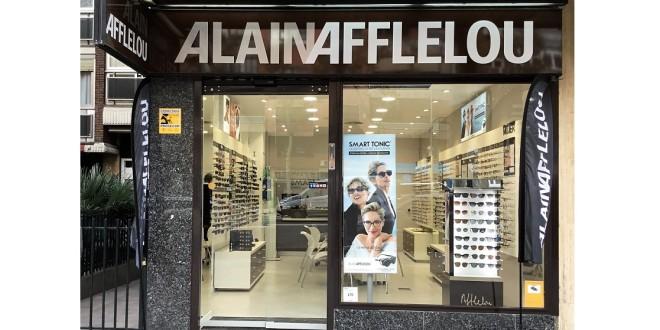 Alain Affelou madrid Avenida del mediterraneo 15-11-18