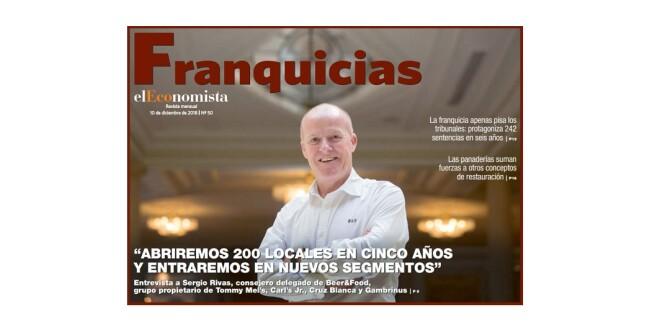 Portada diciembre eleconomista franquicias web