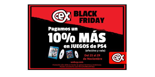 CeX blackfriday 26-11-19