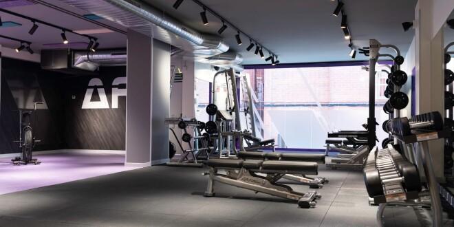 anytime fitness balance 2019