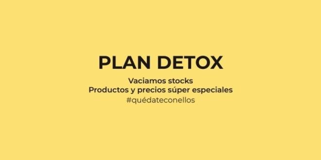 Carmila lanza 'Plan Detox' 9-6-20 2
