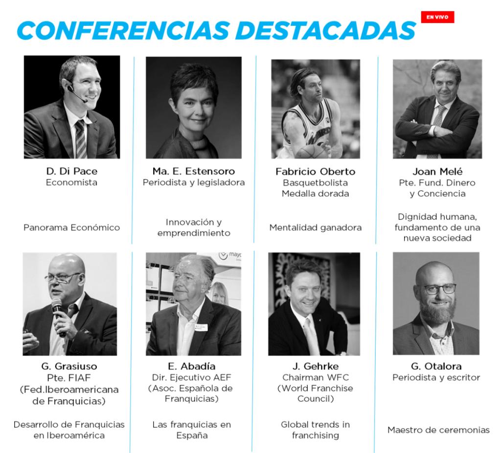 AAMF conferencias