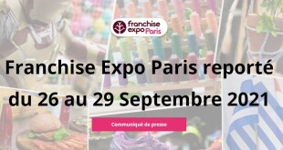 franchise expo paris 2021