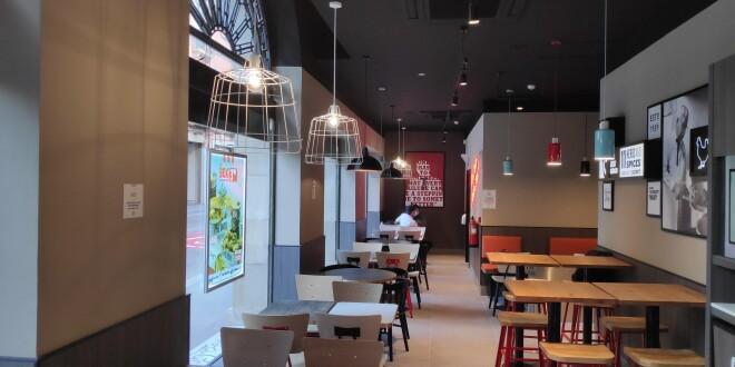 KFC abre dos nuevos restaurantes en Barcelona de la mano de AmRest 2-11