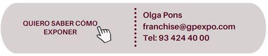 Franchise Paris 2021 contacto