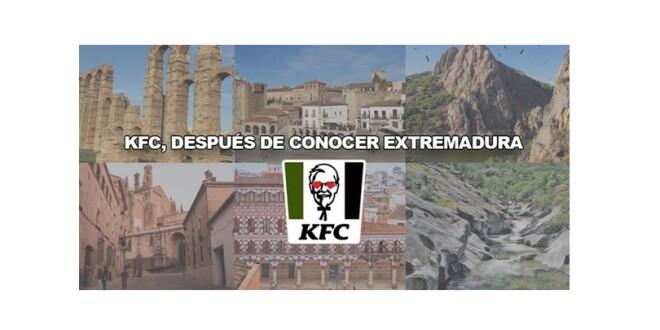 KFC extremadura 5-1