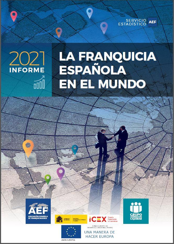 La Franquicia española en el Mundo 202119
